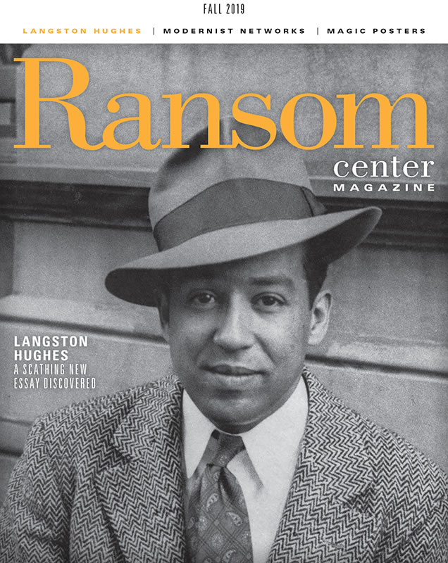 Ransom Center Magazine